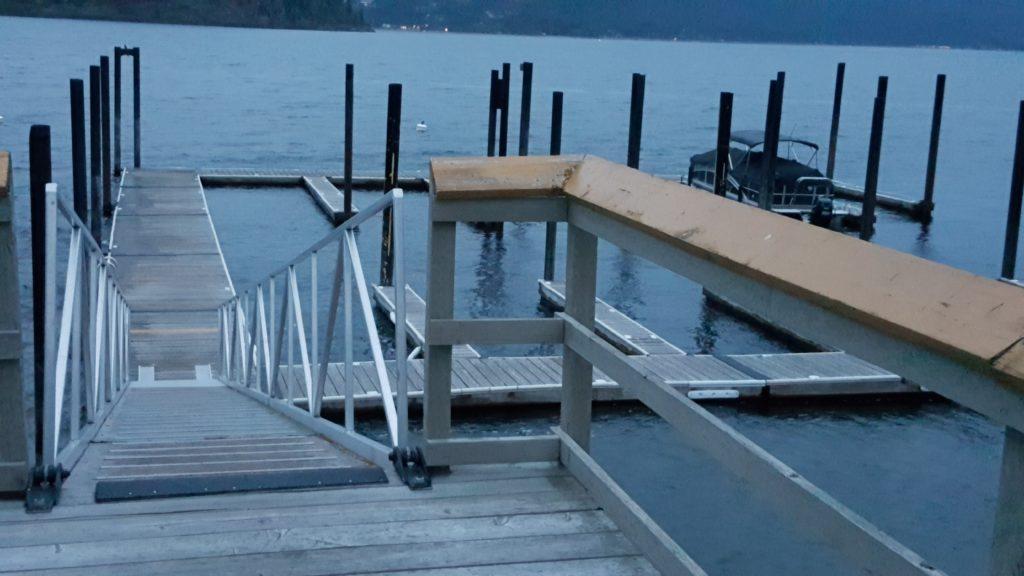 Dock Walkway